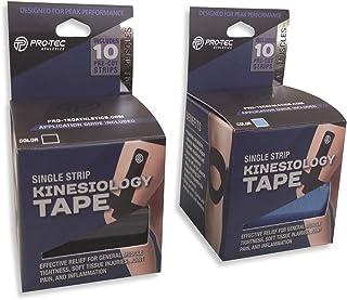 Pro-Tec Athletics Kinesiology Tape-Single Roll-10/Roll