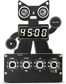 Aideepen DIY Clock Module Learning Clock Countdown Clock Distance Reminder Time Management Tool for Kids and Adults