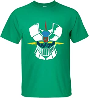 XTMTM Mens Mazinger Z Comprar Camiseta T-Shirt