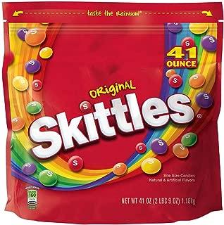 Skittles Original Candy Bag, 41 Oz (Pack of 2)