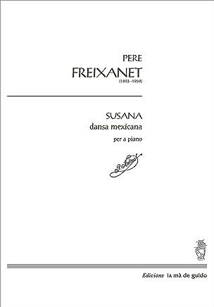 Sussana: Per a piano (Catalan Edition)