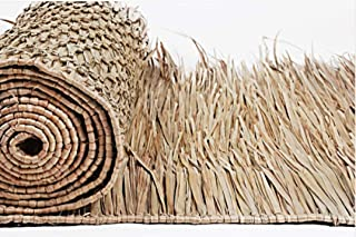 Thatch Mexican Palm Runners-30 Wide Choice of 2 Lengths (Palm, 27' Roll)