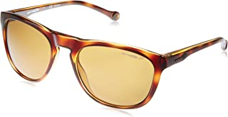 Arnette Moniker Unisex Polarized Sunglasses - 2087/83 Havana/Brown, 55mm