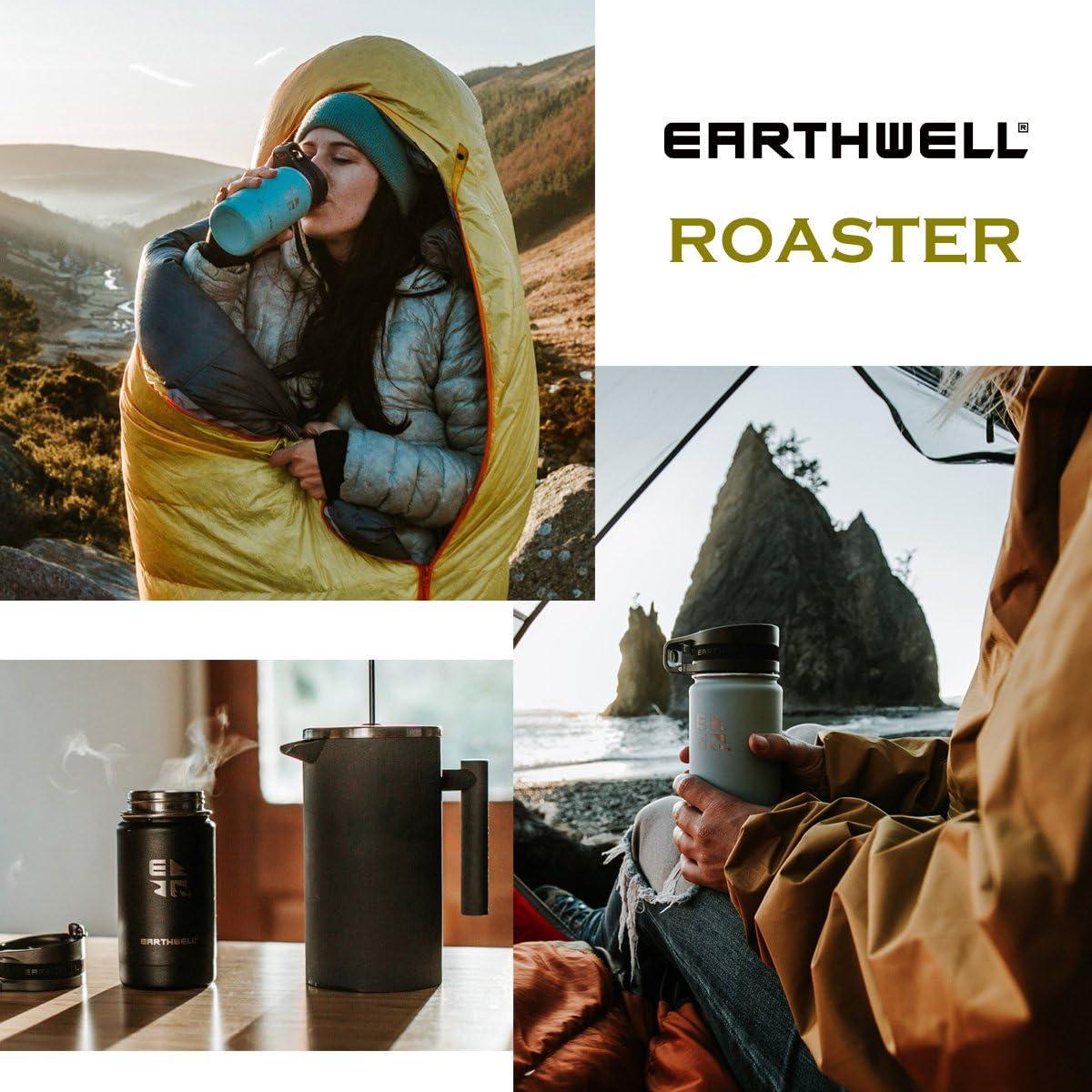 EARTHWELL Unisex Roaster Loop Vb Camping Flask
