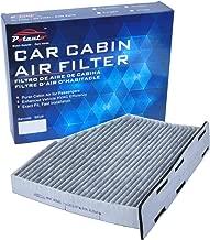 POTAUTO MAP 4002C (CF10373) Replacement Activated Carbon Car Cabin Air Filter for AUDI, A3, Q3, TT, VOLKSWAGEN, Beetle, CC, EOS, Golf, GTI, Jetta, Passat, R32, Rabbit, Tiguan