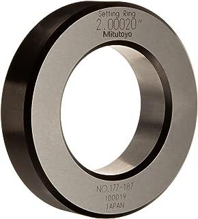 Mitutoyo 177-187, Setting Ring, 2.000