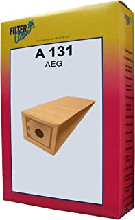 Tecnhogar Scatola 5/sacchetti per aspirapolvere Lg-Solac 915667