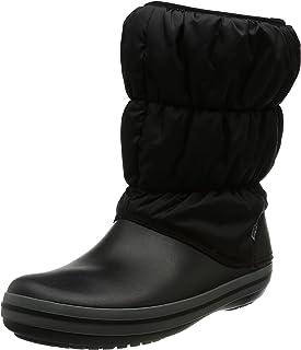 Crocs Damer vinter puff båt WOM snöstövlar
