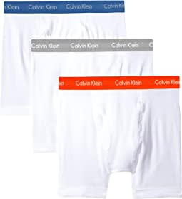 Cotton Classic Boxer Brief 3-Pack NU3019