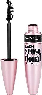 Maybelline Lash Sensational Washable Mascara, Very Black, 0.32 Fl Oz, 1 Count