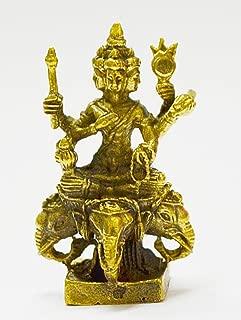 4 face buddha amulet