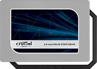 Crucial [Micron製Crucialブランド] 自社製MLCメモリー搭載 MX200 2.5インチ 内蔵SSD (250GB / SATA 6Gbps / 7mm / 9.5mmアダプタ付属) CT250MX200SSD1