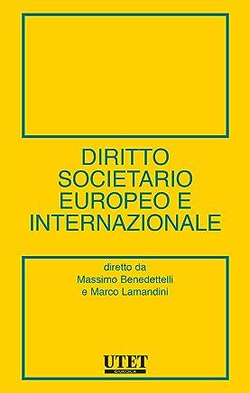 Diritto societario europeo e internazionale