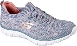 8fcaa57e6 Tênis Feminino Skechers Empire Sharp Thinking 12418