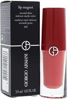 Giorgio Armani Lip Magnet S-skin Intense Matte, 504 Nuda, 0.13 Ounce