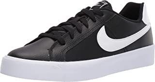 Nike Court Royale Women's Sneakers, Black/White