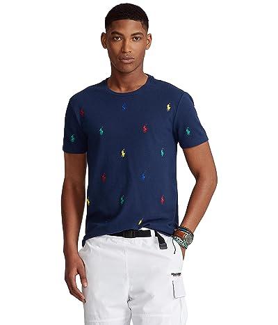 Polo Ralph Lauren Classic Fit Polo Pony Mesh T-Shirt