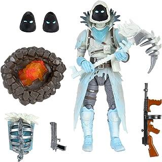 Fortnite Legendary Series 6in Figure Pack, Frozen Raven