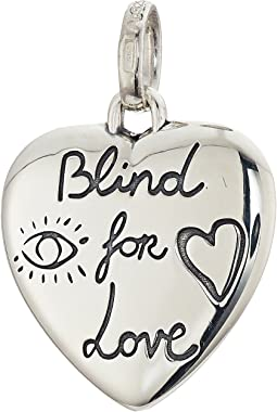 Blind for Love Bird & Flower Charm