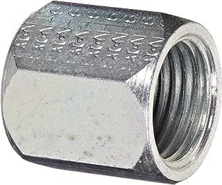 Eaton Aeroquip 1290-6S Steel Versil-Flare Flared Tube Fitting, Nut, 3/8