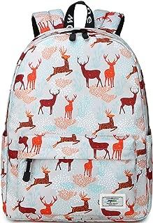 Mygreen Kid Child Girl Cute Patterns Printed Backpack School Bag11.5x15.7x5.1