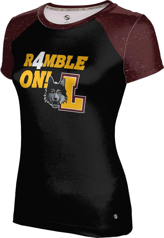 Loyola Chicago March Basketball March Basketball Final Girls' Performance T-Shirt (Raglan)