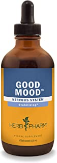 Herb Pharm Good Mood Liquid Herbal Formula with St. John's Wort for Healthy Emotional Balance - 4 Ounce