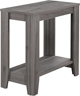 Monarch Specialties 3118 Accent Side lamp Table, 24