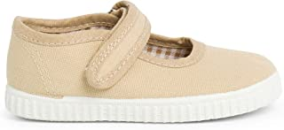 Pisamonas Chaussures Babies Fille à Scratch Style Basket