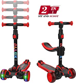 Best seat scooter kids Reviews