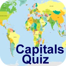 Countries and Capitals World Trivia Quiz