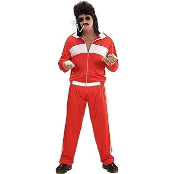 WIDMANN Disfraz de los años 80 Adultos.: Amazon.es: Juguetes y juegos