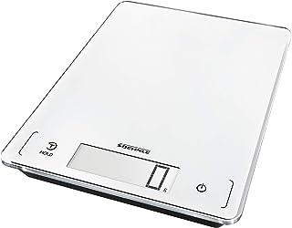 Soehnle Page Profi 300 Balance de cuisine multifonctions compacte & élégante, balance culinaire précision 1 g, pèse alimen...