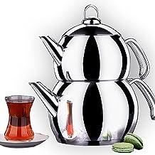 Korkmaz Turkish Tea Pot - A104