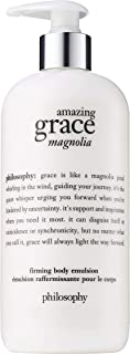 Philosophy Amazing Grace Magnolia Firming Body Emulsion for Women 16 oz Emulsion