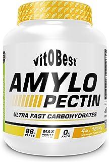 comprar comparacion Amilopectina AMYLOPECTIN 4 lb - Suplementos Alimentación y Suplementos Deportivos - Vitobest (Neutro)