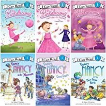 Pinkalicious & Fancy Nancy 6 Book Set of 'I Can Read' Level 1 books by Victoria Kann (2011-05-03)