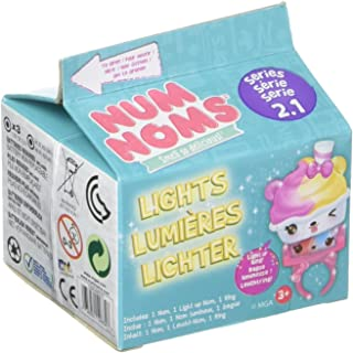 Num Noms Lights Mystery 6 Pack Series 2 Small Food Toy