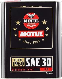 Motul 104509 Classic Oil SAE 30 2L