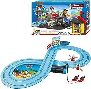 comprar comparacion Carrera- Paw Patrol-On The Track Juego con Coches, Multicolor