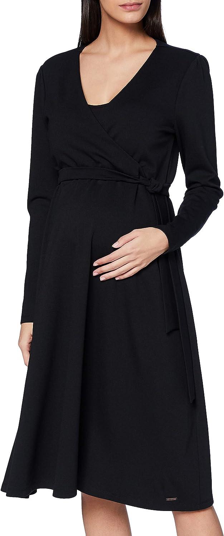 ESPRIT Maternity Damen Dress Nursing Ls Kleid