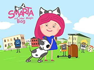 Smarta and Her Magic Bag