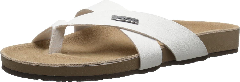 Volcom Damen Damen Sandalen Selfie Sandals damen  auf der Suche nach Handelsvertreter