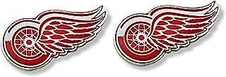 NHL Detroit Red Wings Team Logo Post Earrings