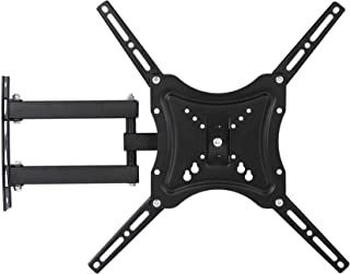 TV Wall Mount Bracket, Tilt Swivel Full Motion with Articulating Arm, TV Wall Bracket for 14-55 Inch LED LCD Flat Screen a...