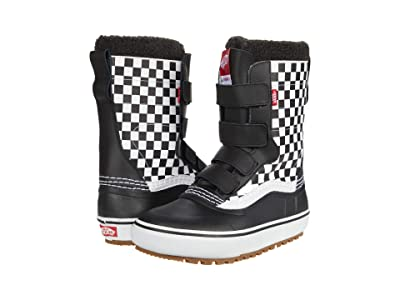 Vans Standard V MTE Snow Boot (Checkerboard/Black) Men