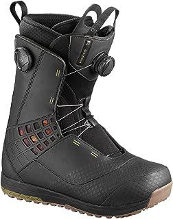 Best salomon snowboard boots 2018 Reviews