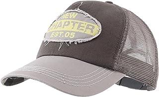 Home Prefer Men's Vintage Mesh Trucker Hat Outdoor Sport Summer Baseball Cap