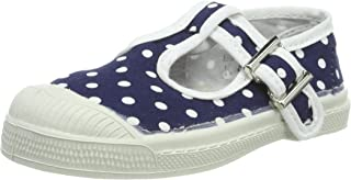 9499bd3e9dcff5 Bensimon Tennis Salome Pois Enf, Baskets Mixte Enfant