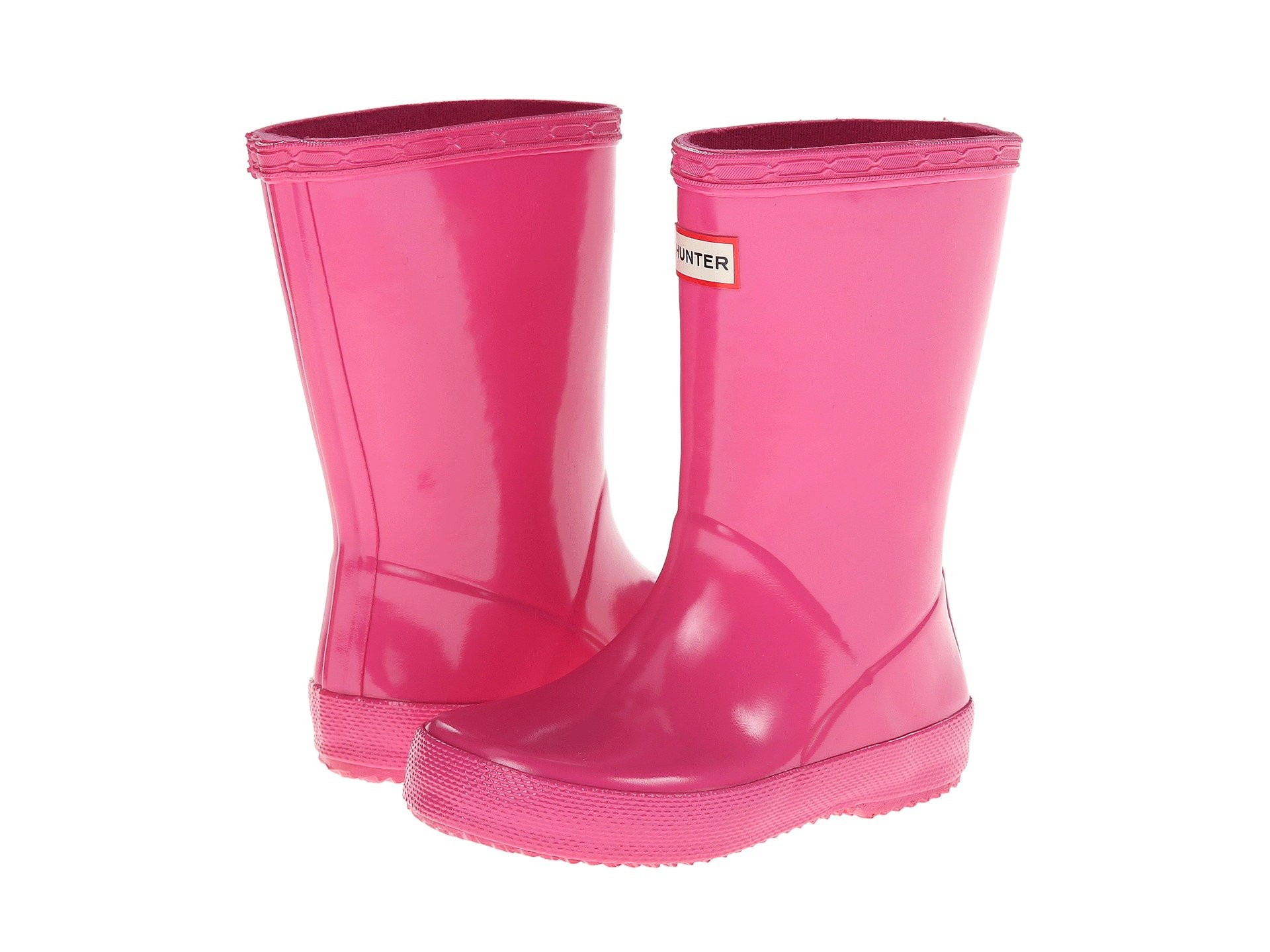 Hunter Kids Original Kids First Classic Gloss Rain Boot